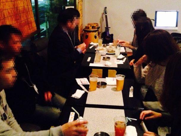 2015年3月21日 ❤南大阪街コン総勢210名様で開催できました❤街コン風景写真のUPロード完了♪のアイキャッチ画像