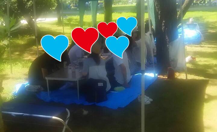 7月26日(日)年上男性・年下女性❤二色浜恋活BBQ❤ 15名VS15名のアイキャッチ画像