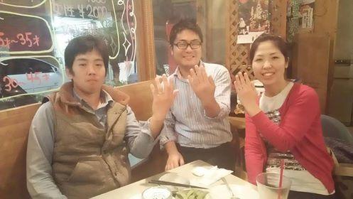 成婚されたお客様紹介32 大阪の婚活パーティー・恋活パーティーなら【婚活パーセント】のアイキャッチ画像