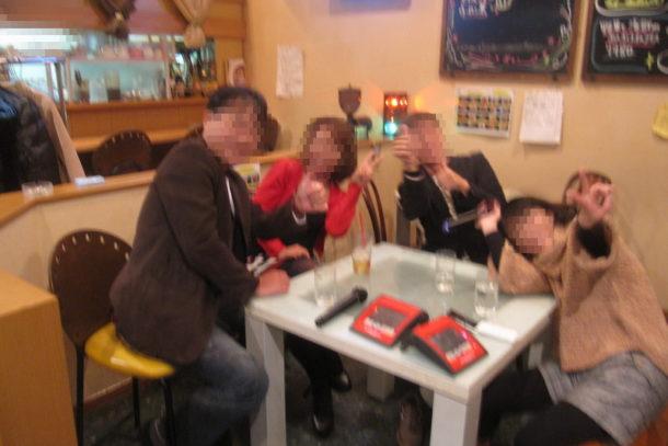 アラフォー世代中心のカフェde恋活カップリングパーティー 12月8日(土)のアイキャッチ画像