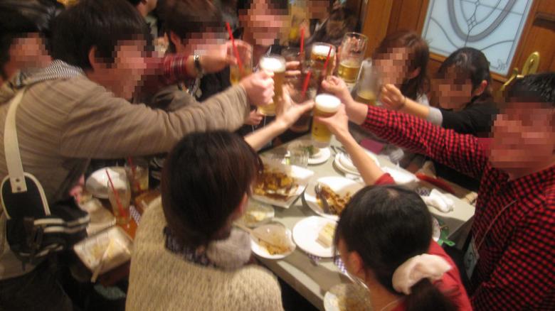 30代中心 カフェde恋活カップリングパーティー 12月22日(土)のアイキャッチ画像