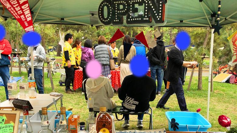 ❤ 大人のBBQ婚活パーティー❤ IN浜寺公園 ~30代中心編~ / パーティーレポートのアイキャッチ画像